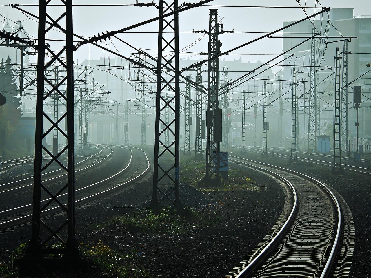 Gleisarbeiten