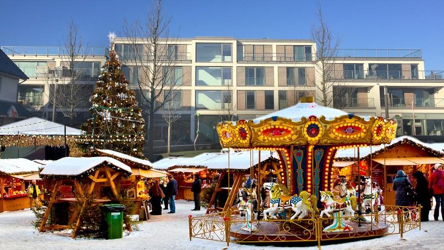 Weihnachtsmarkt in Westerland